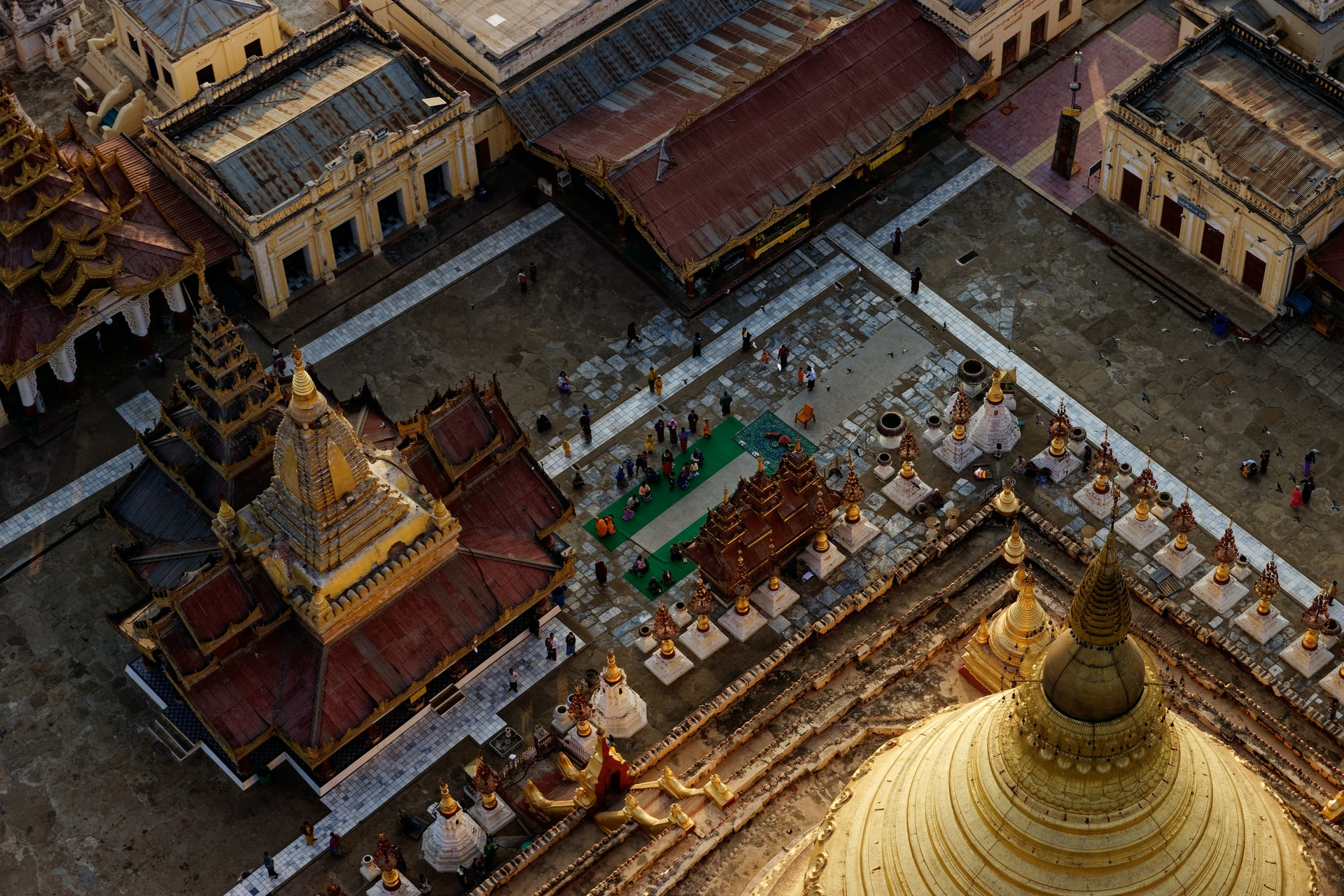 How To Not Get Sick In Myanmar?